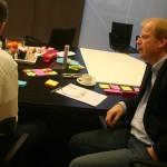 interactie deelnemers BE SOCIAL