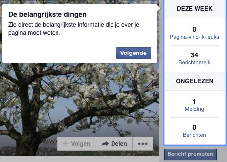 wijziging 2 Facebook
